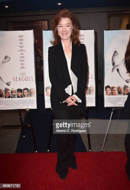 Actress Valerie Mahaffey attends the premiere of Sony Pictures Classics' The Seagull at The Writers Guild Theater on May 1 2018 in Beverly Hills...