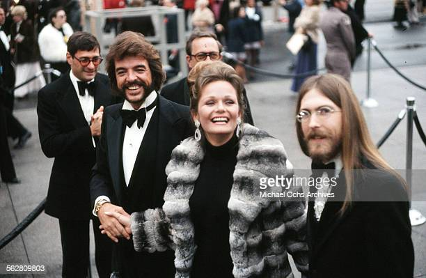 Actress Valerie Perrine arrives to the 47th Academy Awards at Dorothy Chandler Pavilion in Los AngelesCalifornia