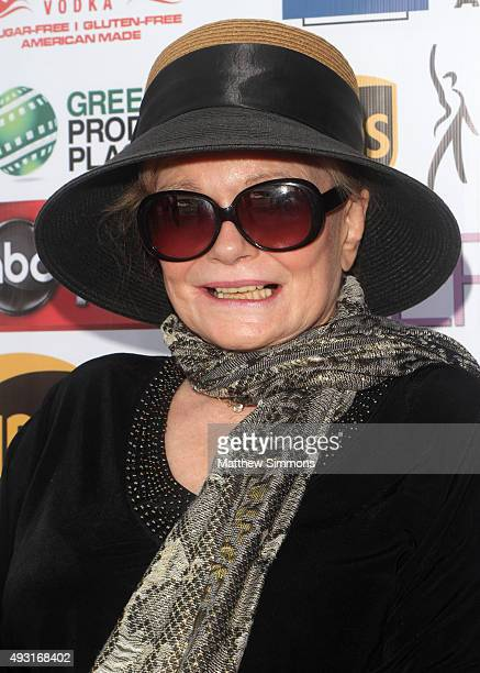 Actress Valerie Perrine attends a Screening Of Silver Skies during the 11th annual LA Femme International Film Festival at Laemmle Music Hall on...