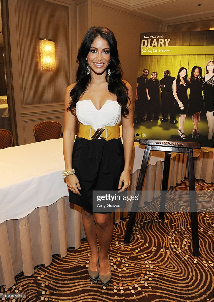 Diary of a single mom season 3 press junket photos and images actress valery ortiz attends the diary of a single mom season 3 press junket ccuart Images
