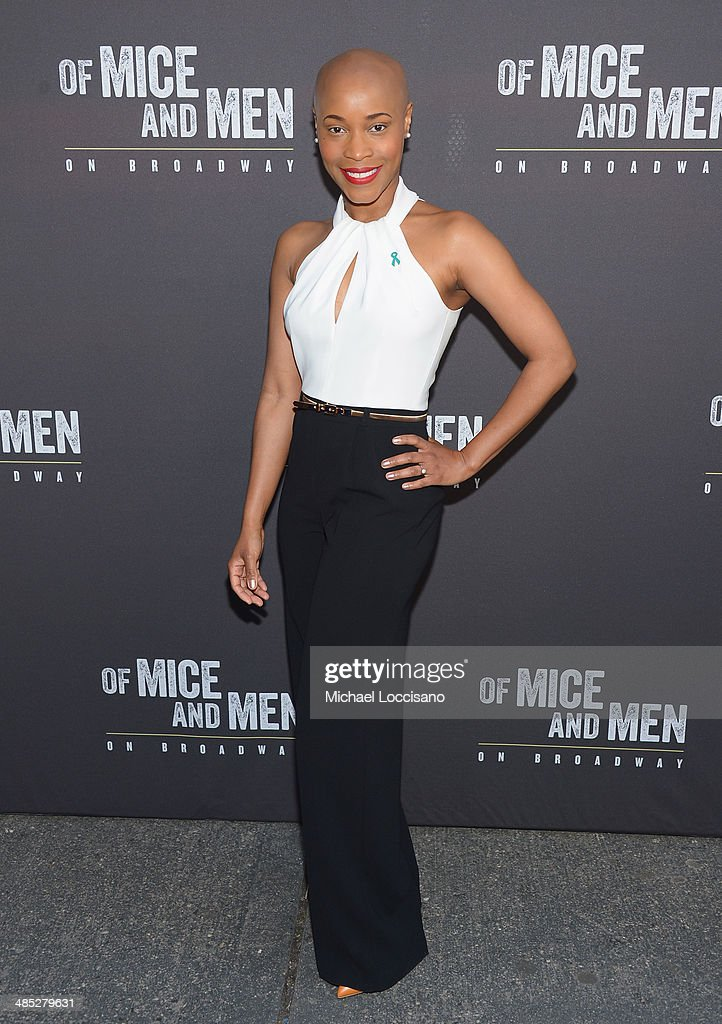 """""""Of Mice And Men"""" Broadway Opening Night - Arrivals & Curtain Call"""