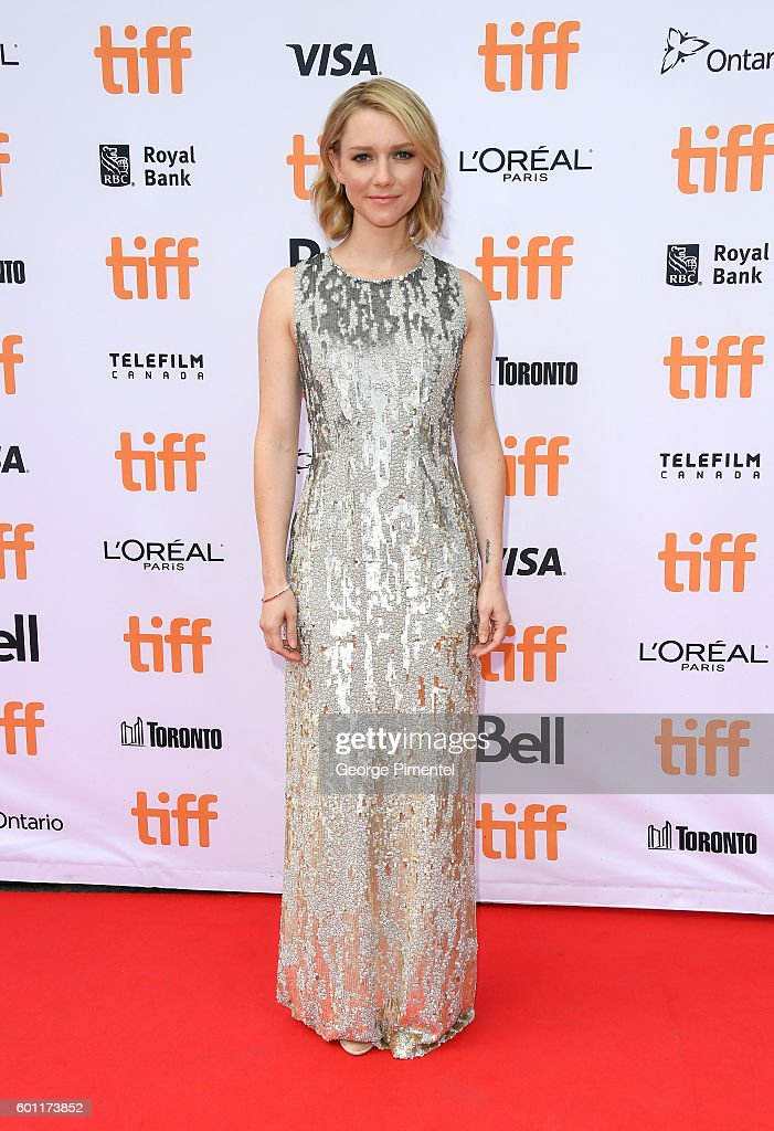Actress Valorie Curry attends the 'American Pastoral' during the 2016 Toronto International Film Festival premiere at Princess of Wales Theatre on September 9, 2016 in Toronto, Canada.