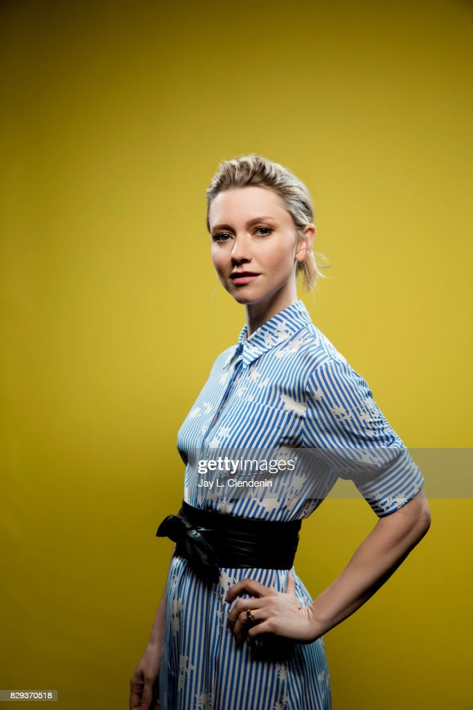 Actress Valorie Curry, from the television series 'The Tick,' is photographed in the L.A. Times photo studio at Comic-Con 2017, in San Diego, CA on July 21, 2017.