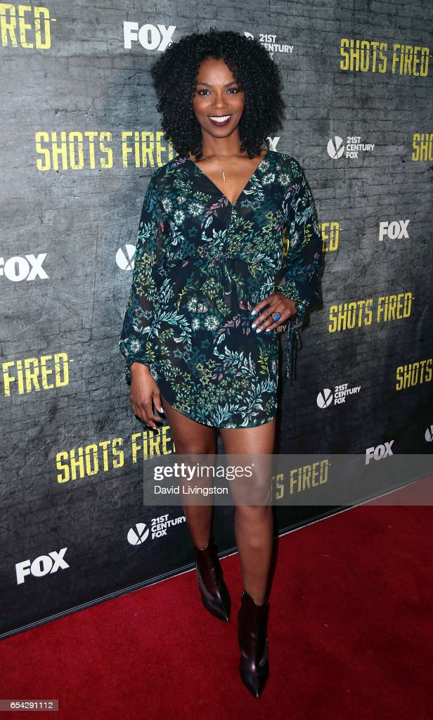 """Screening And Discussion Of FOX's """"Shots Fired"""" - Arrivals"""