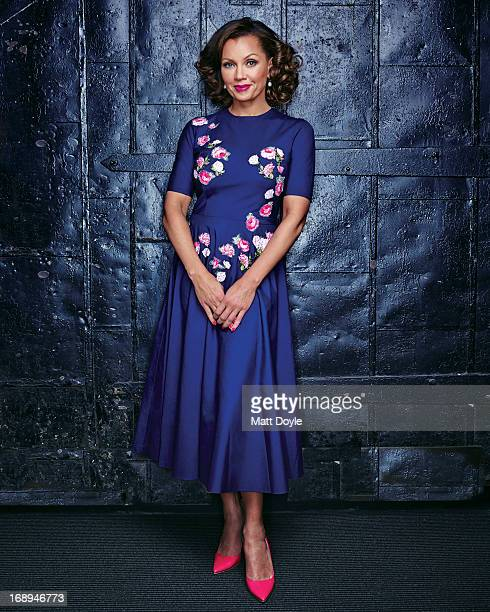 Actress Vanessa A Williams is photographed for Back Stage on March 27 in New York City