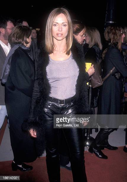 Vanessa Angel Stock Photos And Pictures Getty Images