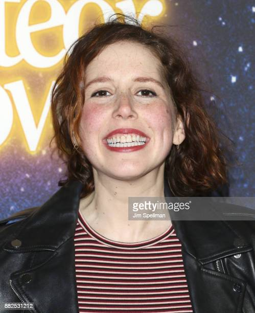 Actress Vanessa Bayer attends the 'Meteor Shower' Broadway opening night at the Booth Theatre on November 29 2017 in New York City