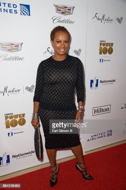 Actress Vanessa Bell Calloway attends Ebony Magazine's Ebony's Power 100 Gala at The Beverly Hilton Hotel on December 1 2017 in Beverly Hills...