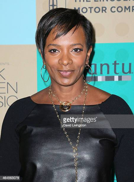 Actress Vanessa Bell Calloway attends Essence Magazine's 5th Annual Black Women in Music event at 1 OAK on January 22 2014 in West Hollywood...