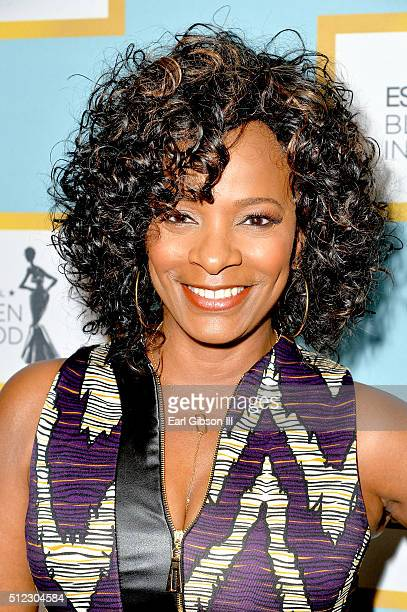 Actress Vanessa Bell Calloway attends the 2016 ESSENCE Black Women In Hollywood awards luncheon at the Beverly Wilshire Four Seasons Hotel on...