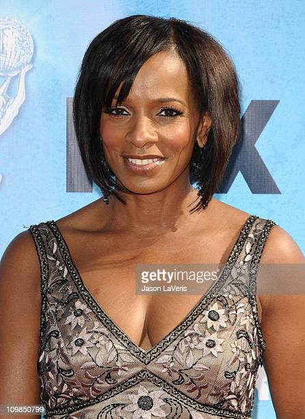 Actress Vanessa Bell Calloway attends the 42nd annual NAACP Image Awards at The Shrine Auditorium on March 4 2011 in Los Angeles California