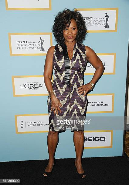 Actress Vanessa Bell Calloway attends the Essence 9th annual Black Women In Hollywood event at the Beverly Wilshire Four Seasons Hotel on February 25...
