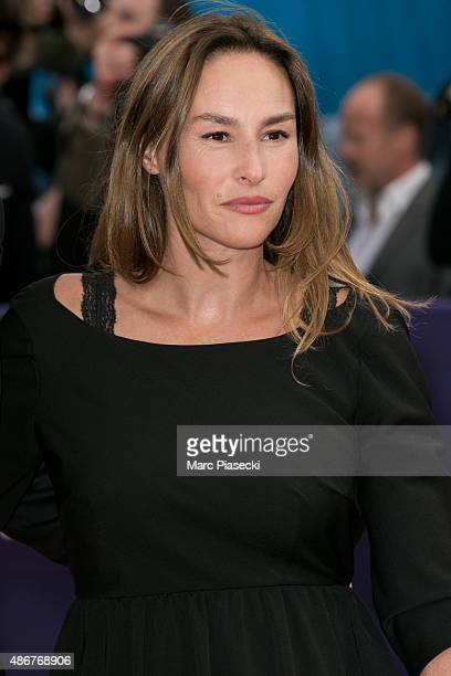 Actress Vanessa Demouy attends the 41st Deauville American Film Festival opening ceremony on September 4 2015 in Deauville France