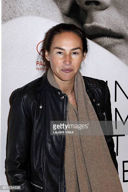 Actress Vanessa Demouy attends 'Un Homme et Une Femme' Screening for its 50th Anniversary at l'Arlequin on November 6 2016 in Paris France