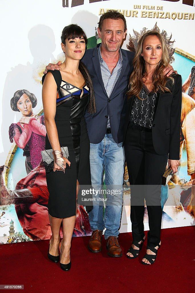 'Les Nouvelles Aventures D'Aladin' Paris Premiere At Grand Rex