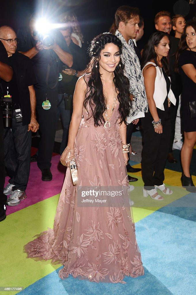 2015 MTV Video Music Awards - Arrivals : News Photo