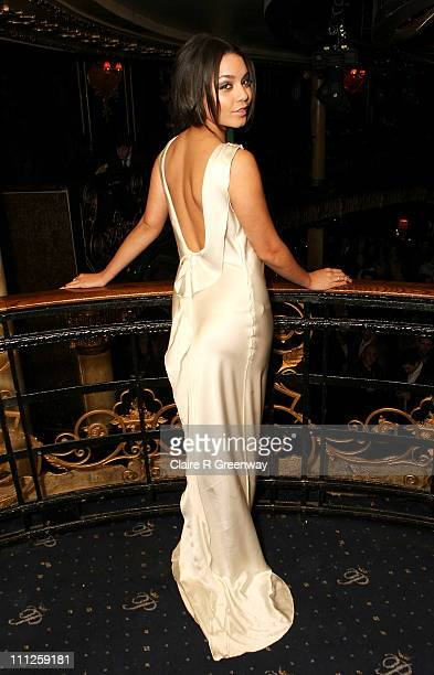 Actress Vanessa Hudgens attends the after party following the UK Premiere of Sucker Punch at Cafe de Paris on March 30 2011 in London England