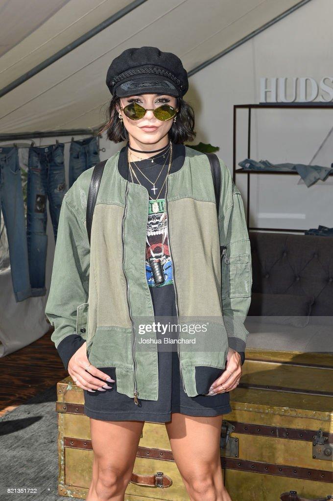 Hudson Jeans FYF Fest Style Lounge