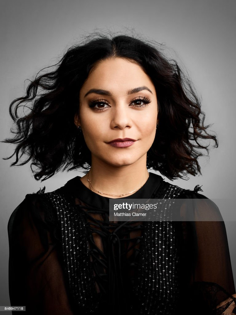 Actress Vanessa Hudgens from 'Powerless' is photographed for Entertainment Weekly Magazine on July 22, 2016 at Comic Con in the Hard Rock Hotel in San Diego, California.