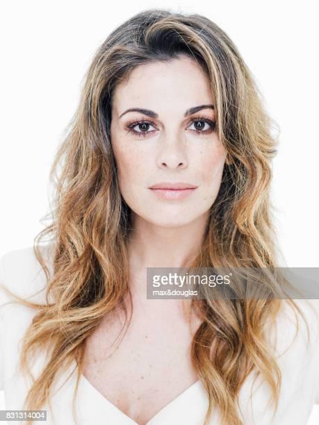 Vanessa Incontrada Foto e immagini stock