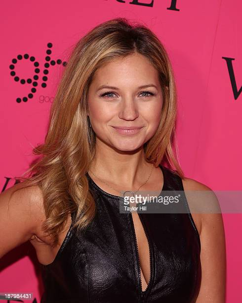 Actress Vanessa Ray attends the after party for the 2013 Victoria's Secret Fashion Show at TAO Downtown on November 13 2013 in New York City