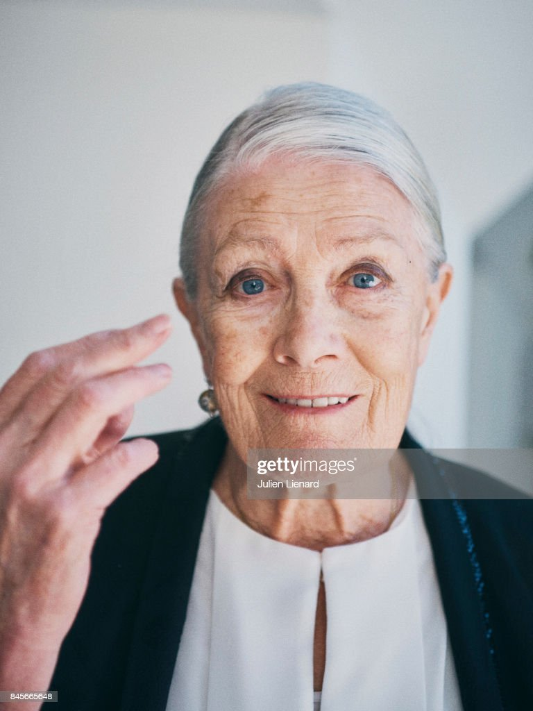 Actress Vanessa Redgrave, is photographed for Self Assignment on May 19, 2017 in Cannes, France.