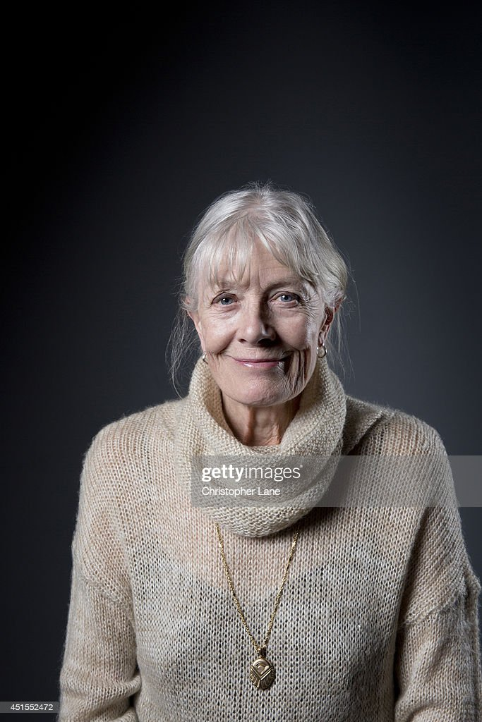 Actress Vanessa Redgrave is photographed for The London Times on March 22, 2013 in New York City.