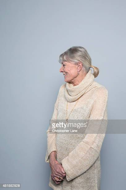 Actress Vanessa Redgrave is photographed for The London Times on March 22 2013 in New York City