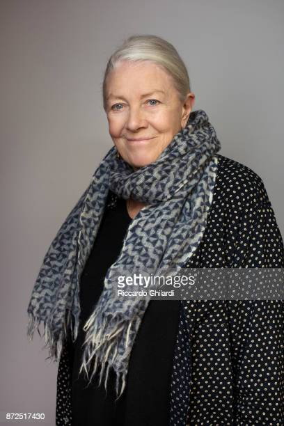 Actress Vanessa Redgrave poses for a portrait during the 12th Rome Film Festival on November 2017 in Rome Italy