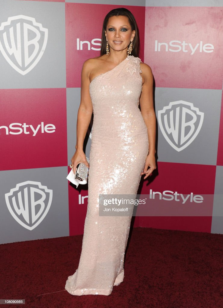 2011 InStyle/Warner Brothers Golden Globes Party