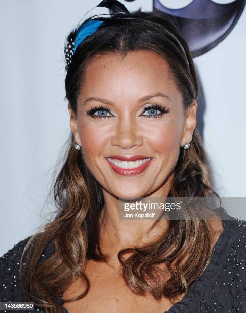 """Actress Vanessa Williams arrives at the """"Desperate Housewives"""" Series Finale at W Hollywood on April 29, 2012 in Hollywood, California."""