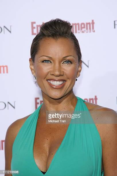 Actress Vanessa Williams arrives at the Entertainment Weekly's 5th Annual Pre-Emmy Party at Opera and Crimson on September 15, 2007 in Hollywood,...
