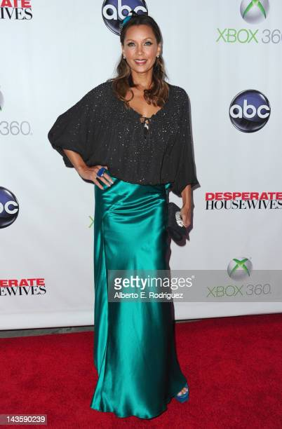 Actress Vanessa Williams arrives to the Series Finale of ABC's 'Desperate Housewives' at W Hollywood on April 29 2012 in Hollywood California