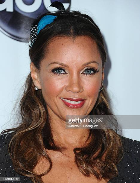 Actress Vanessa Williams arrives to the Series Finale of ABC's Desperate Housewives at W Hollywood on April 29 2012 in Hollywood California