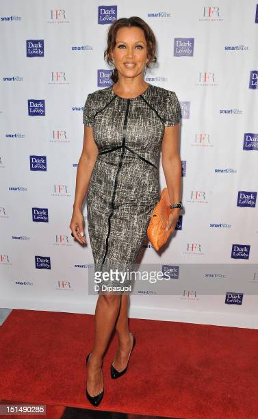 Actress Vanessa Williams attends Harlem's Fashion Row 5th Anniversary during MercedesBenz fashion Week at Jazz at Lincoln Center on September 7 2012...