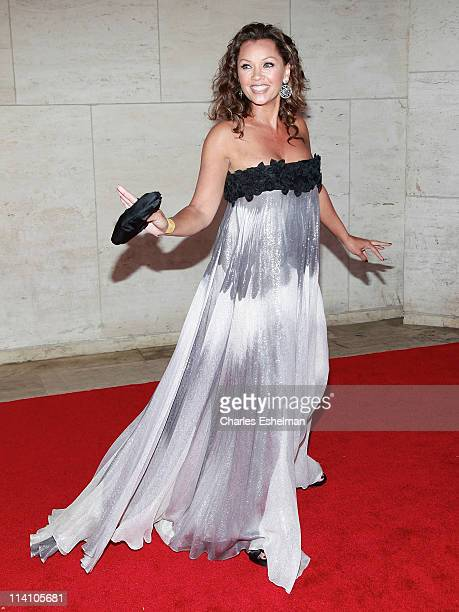 Actress Vanessa Williams attends the 2011 New York City Ballet spring gala at the David H. Koch Theater, Lincoln Center on May 11, 2011 in New York...