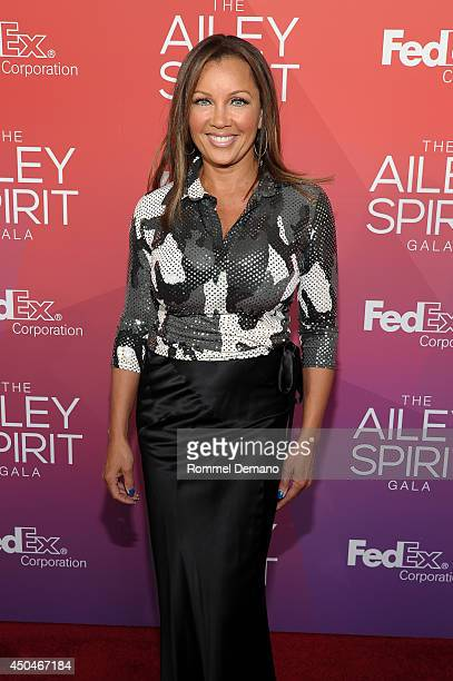 Actress Vanessa Williams attends the 2014 Ailey Spirit Gala at David H. Koch Theater at Lincoln Center on June 11, 2014 in New York City.