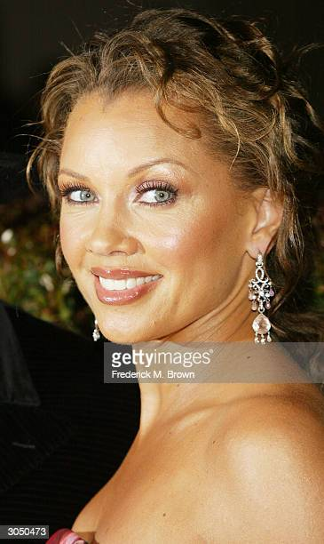Actress Vanessa Williams attends the 35th Annual NAACP Image Awards on March 6 2004 at the Universal Amphitheatre in Hollywood California