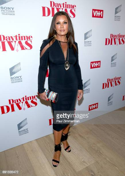 """Actress Vanessa Williams attends the """"Daytime Diva's"""" New York Screening at the Whitby Hotel on June 1, 2017 in New York City."""