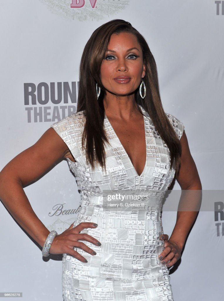 Actress Vanessa Williams attends the opening night after party of 'Sondheim on Sondheim' at Studio 54 on April 22, 2010 in New York, New York.