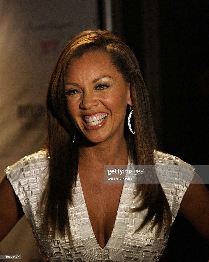 Actress Vanessa Williams attends the opening of 'Sondheim on Sondheim' at the Studio 54 on April 22, 2010 in New York City.