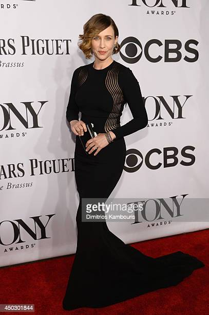 Actress Vera Famiga attends the 68th Annual Tony Awards at Radio City Music Hall on June 8 2014 in New York City