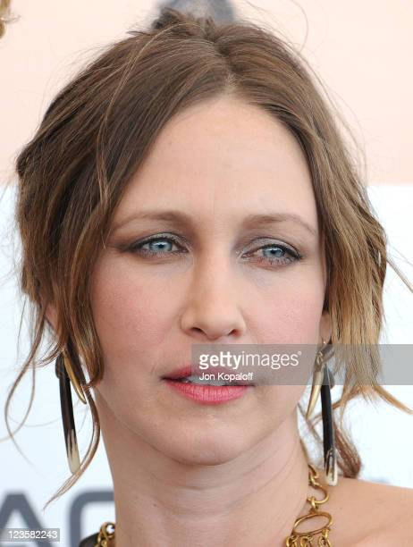 Actress Vera Farmiga arrives at the 2011 Film Independent Spirit Awards held at Santa Monica Beach on February 26 2011 in Santa Monica California