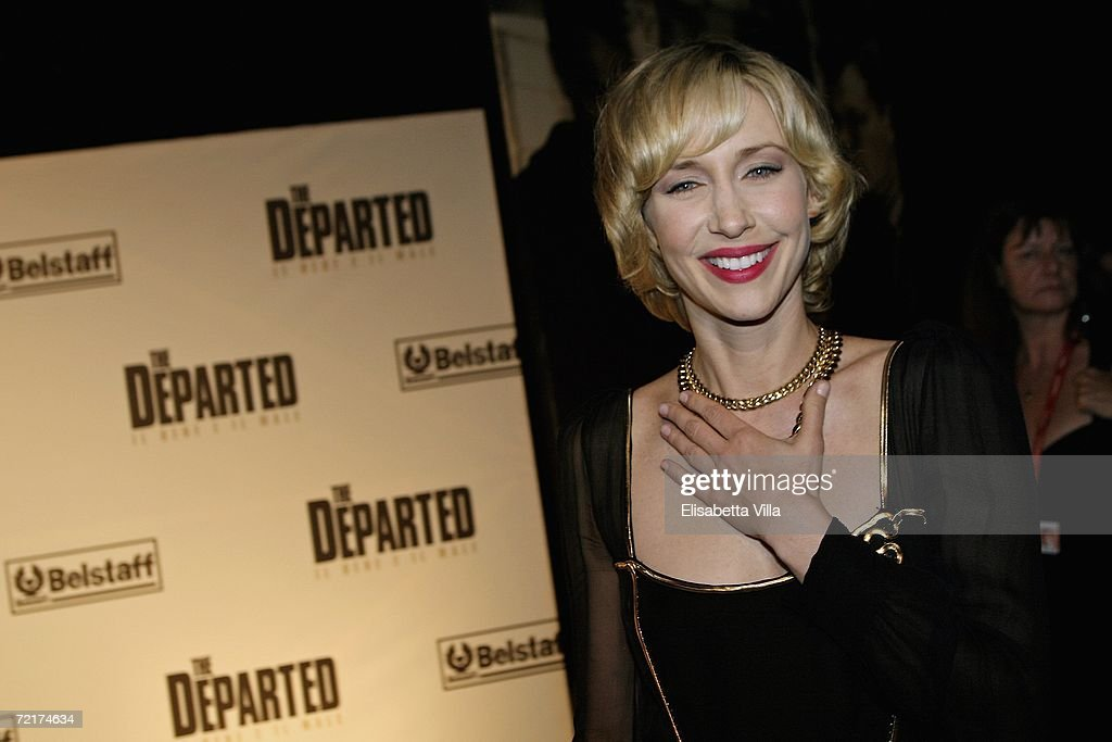 """Rome Film Festival - """"The Departed""""- Dinner Party : News Photo"""