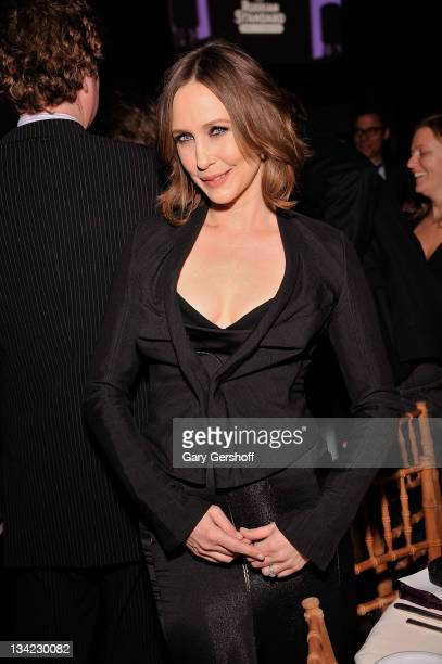 Actress Vera Farmiga attends IFP's 21st annual Gotham Independent Film awards at Cipriani Wall Street on November 28 2011 in New York City