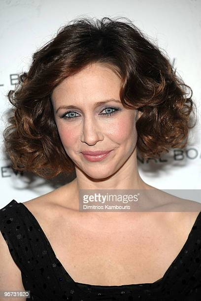 Actress Vera Farmiga attends the 2010 National Board of Review Awards Gala at Cipriani 42nd Street on January 12, 2010 in New York City.
