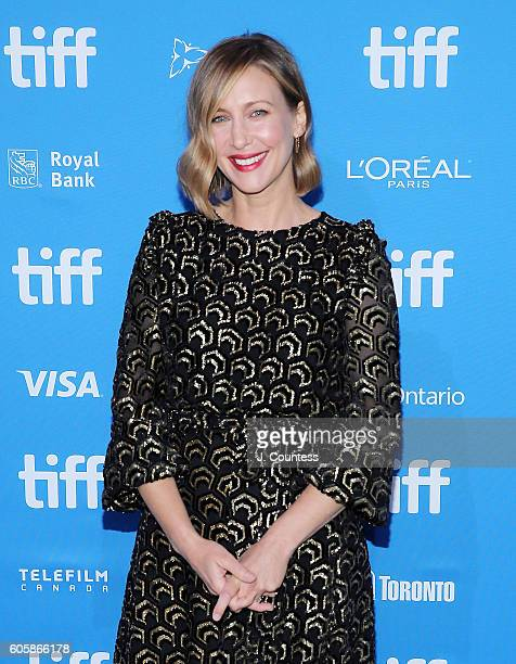 Actress Vera Farmiga attends the 2016 Toronto International Film Festival 'Burn Your Maps' Press Conference at TIFF Bell Lightbox on September 15...