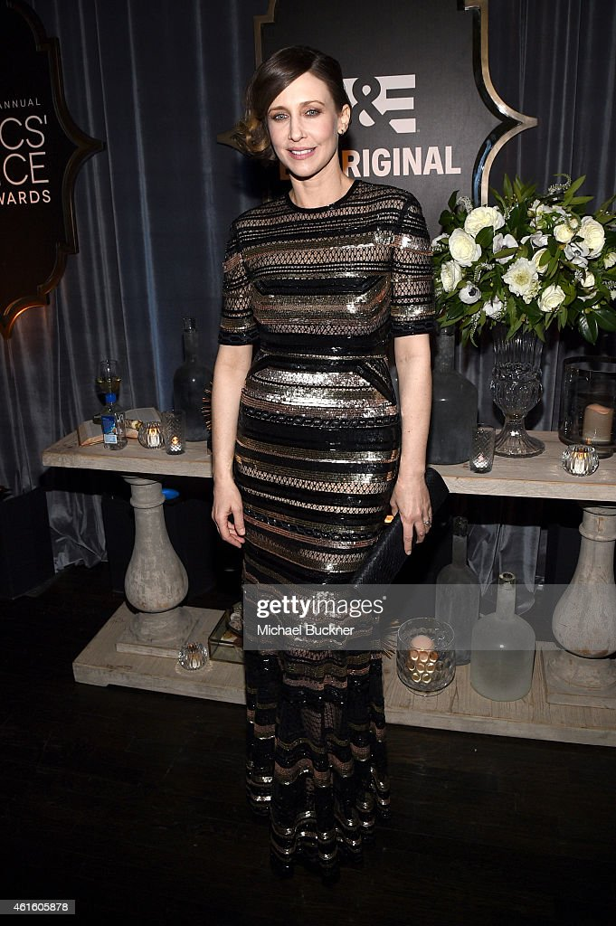 20th Annual Critics' Choice Movie Awards - After Party