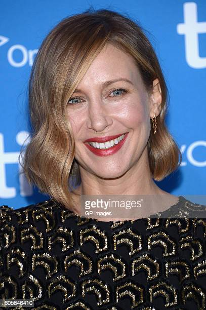 Actress Vera Farmiga attends the 'Burn Your Maps' press conference during the 2016 Toronto International Film Festival at TIFF Bell Lightbox on...