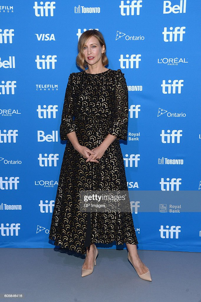 Actress Vera Farmiga attends the 'Burn Your Maps' press conference during the 2016 Toronto International Film Festival at TIFF Bell Lightbox on September 15, 2016 in Toronto, Canada.